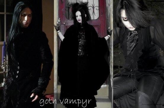 Les looks (8) : Vampyr