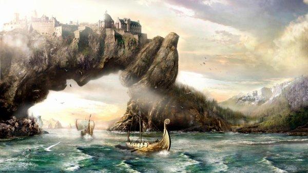Une pensée pour mes ancêtres vikings