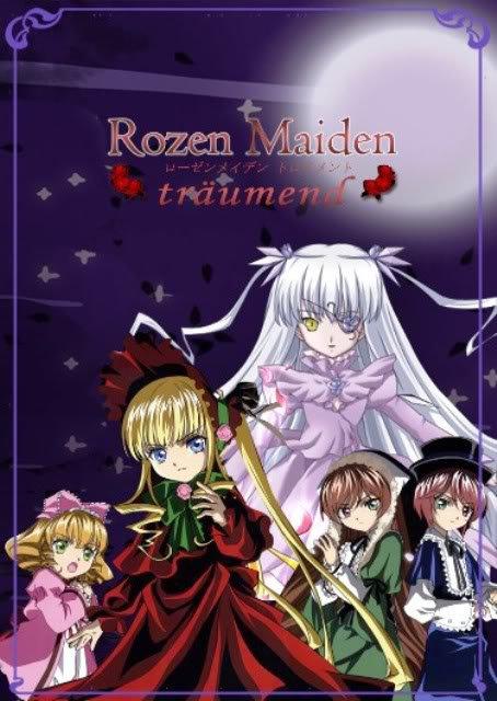 Rozen Maiden saison 2 : Träumend