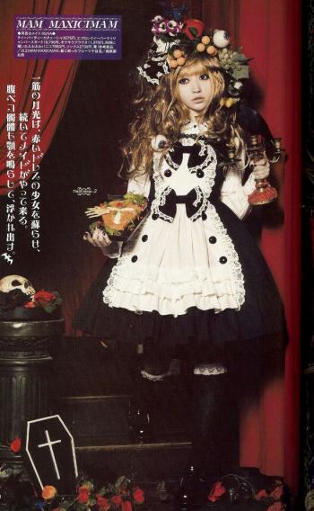 Initiation à la mode Lolita