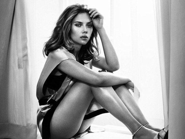 Spécial beauté: Scarlett Johansson: Ses conseils beauté pour Noël