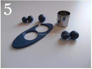 Des perles du même diamètre