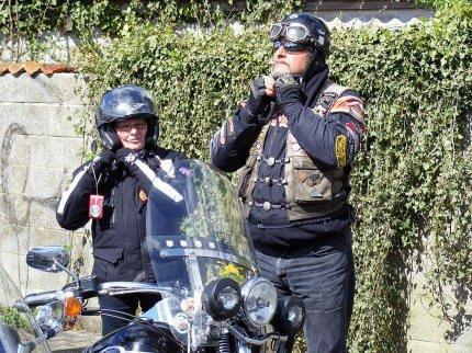 Cliquer sur le lien article 14th Biker Day