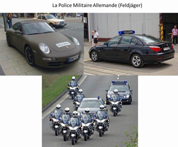 Feldjäger (Police Militaire Allemande)