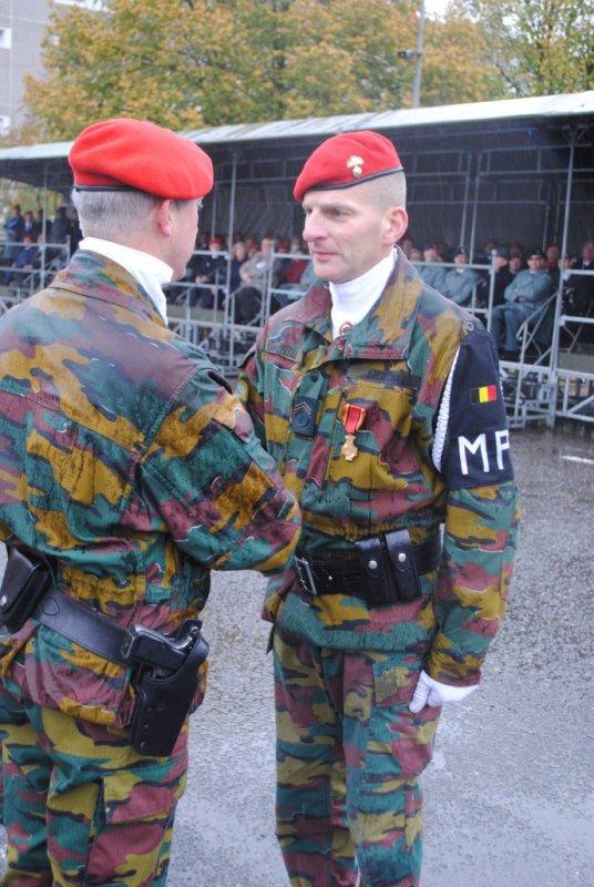 Médaille militaire pour acte de courage - Militair ereteken van daad van moed