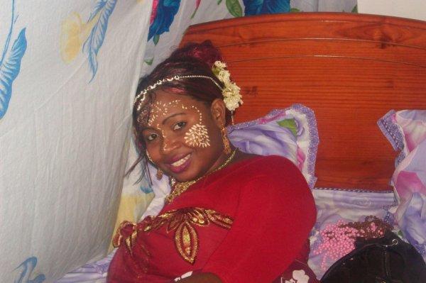 ma soeur en mode maorèse ............!!!