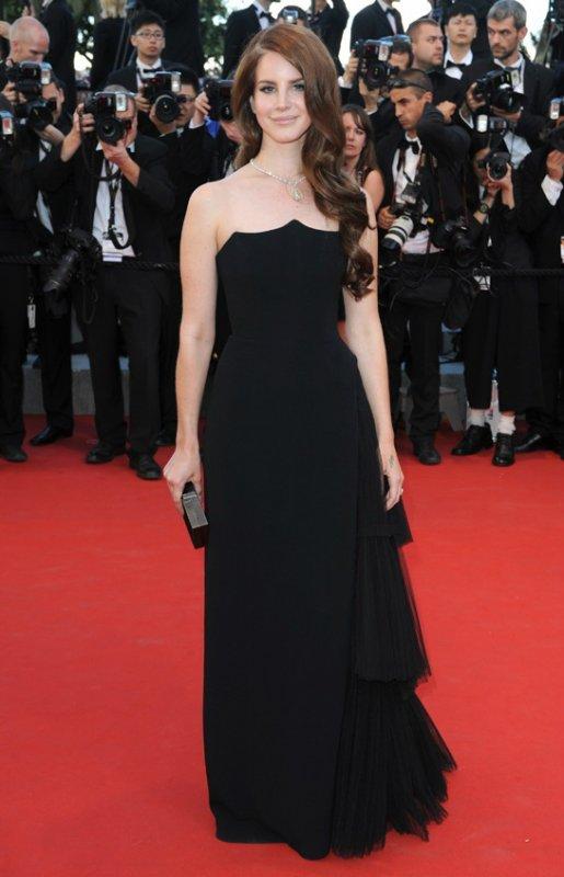 La belle Lana Del Rey a Canne ! (: