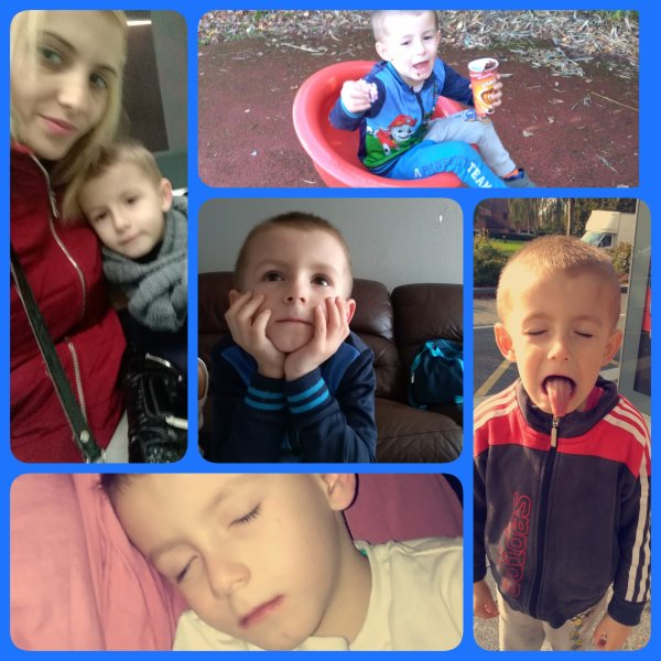 Mon fils Johan ma vie