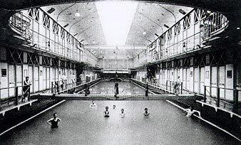 Ancienne piscine de Tourcoing