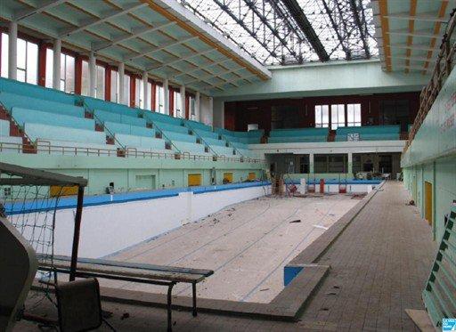 Ancienne piscine neptune de Tourcoing