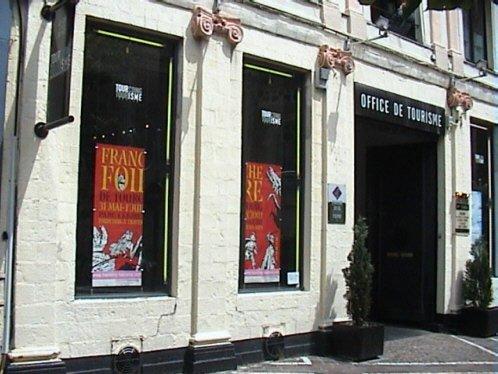 Office de tourisme de Tourcoing