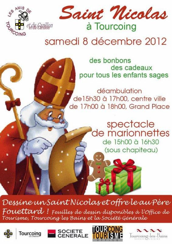 Saint Nicolas a Tourcoing