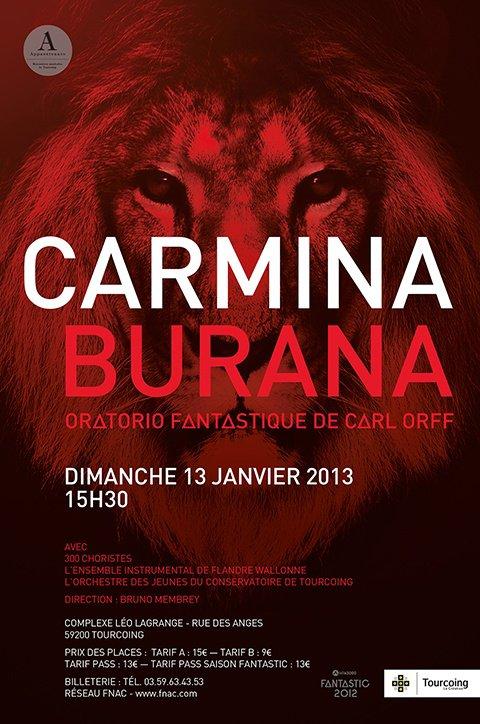 Carmina Burana… un projet Fantastic !