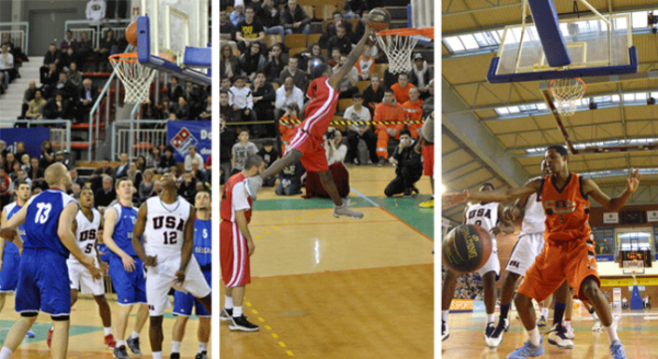 Tournoi mondial de Basket