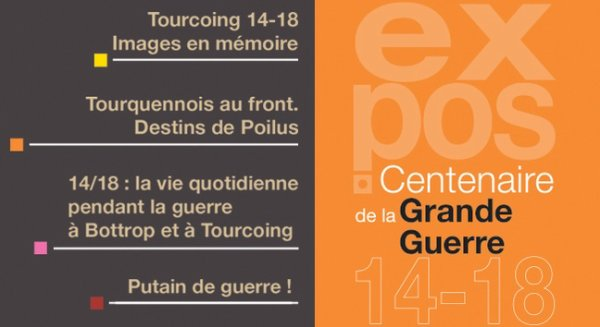 Tourcoing 14-18. Image en mémoire