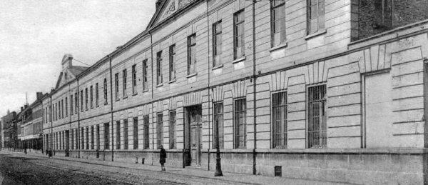 L'hôpital général de Tourcoing (rue nationale), sans date - Archives municipales de Tourcoing