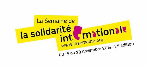 Semaine de la solidarité internationale