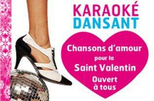 Karaoké dansant pour la Saint Valentin