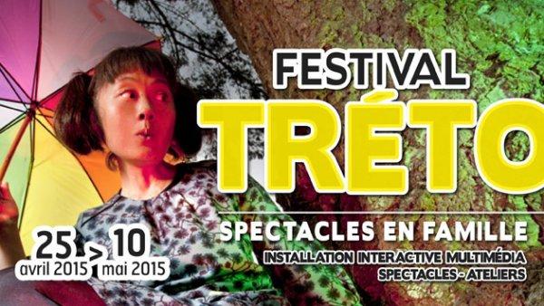 Festival Tréto, Spectacles en famille