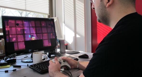 La ruche d'entreprises de Tourcoing, berceau de jeux vidéo