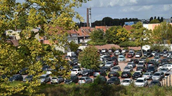 On ne pourra plus se garer derrière Tourcoing-les-Bains