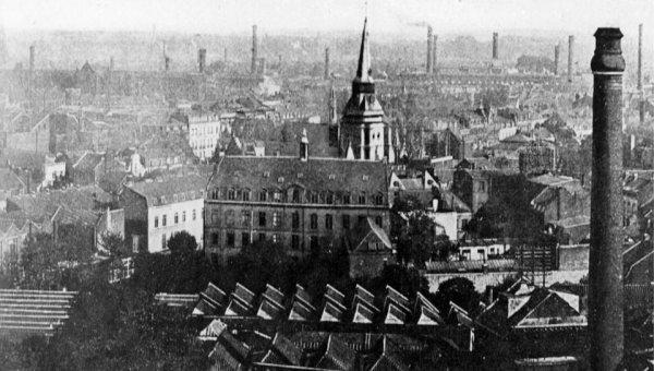 Jeudi 12 novembre 1914 : Roubaix et Tourcoing épargnées par les Allemands grâce à un accord avec les Etats-Unis