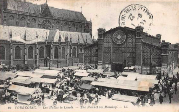 Le Cirque Hippodrome Palace de Tourcoing.    pages 1/2