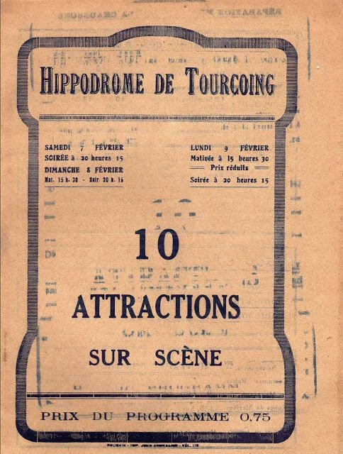 Le Cirque Hippodrome Palace de Tourcoing.pages 2/2