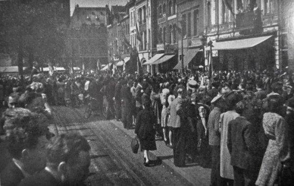 TOURCOING Il y a 70 ans les Tourquennois rendaient un immense hommage à Jules Watteeuw