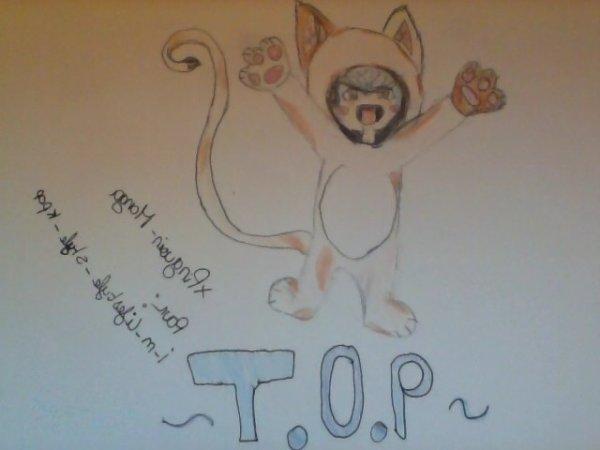 T.O.P Bigbang Chibi