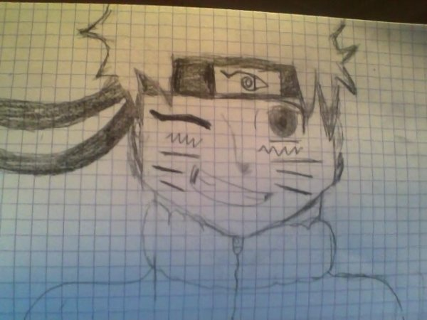 Naruto, à ma façon :p