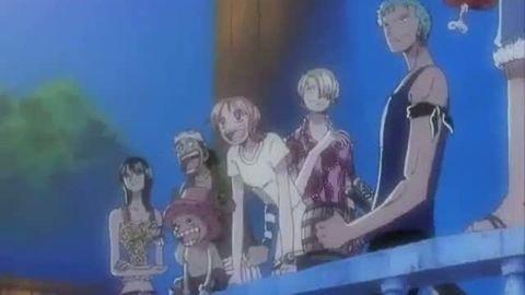 One Piece / ~~Ending 12~~Tsuki To Taiyou (2012)