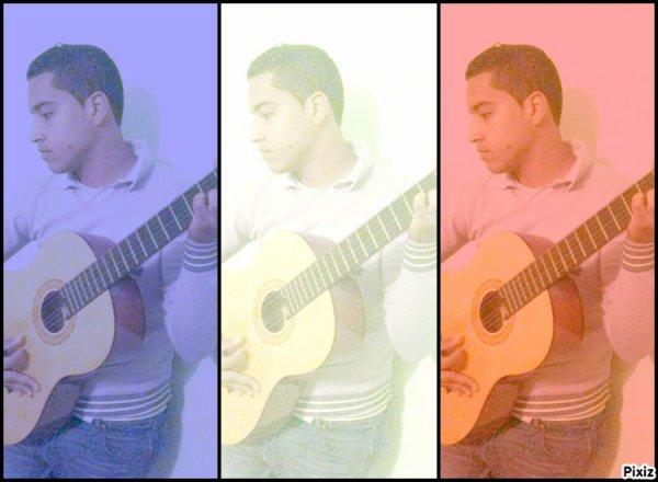 MOi et MOn Tiite Guitare :P ;)