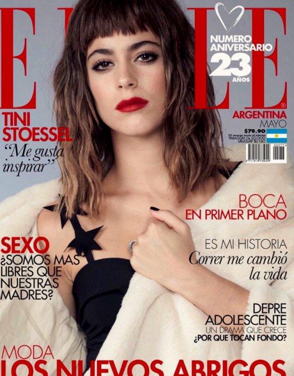 Tini sur elle en Argentine !!! /Cool