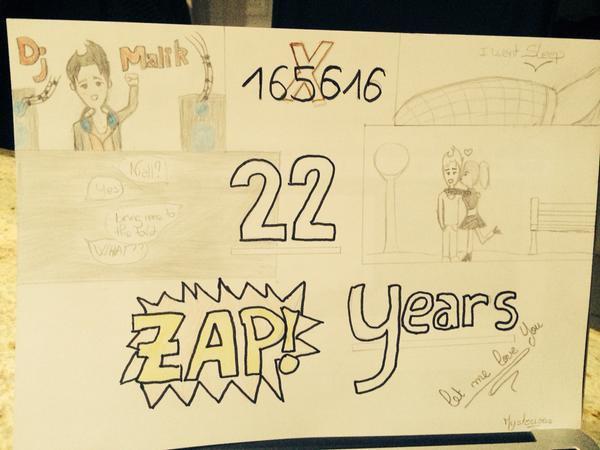 Bon anniversaire Zayn :D