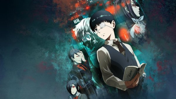 Tokyo ghoul (saison 1)