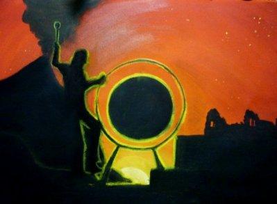 L'Art est une explosion, alors je dirai... BOUM !!!