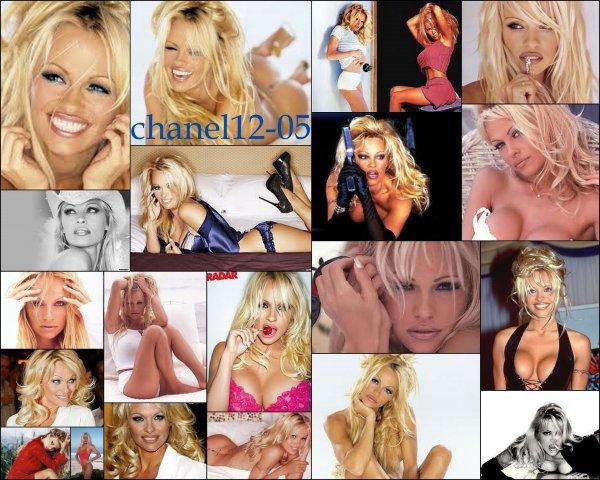 Pamela Anderson pour le plaisir de ............certain, certaines mdr et moi biensure