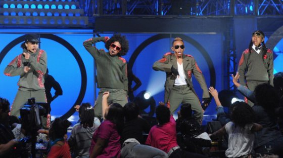 soul train awards 2011
