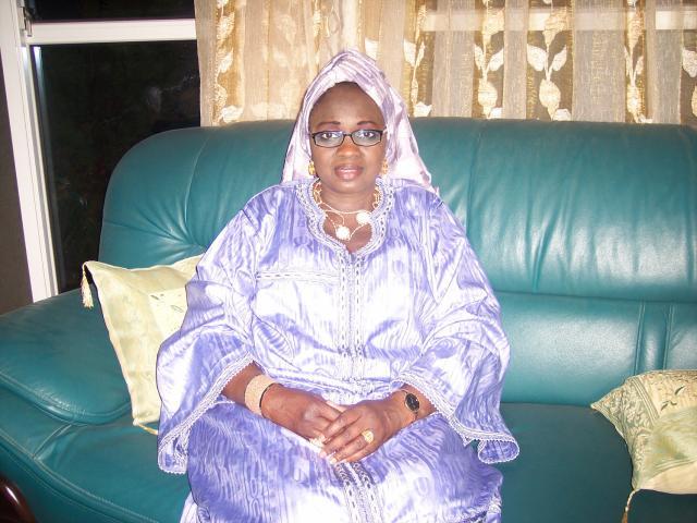 Adja Ndéye Ndella FALL