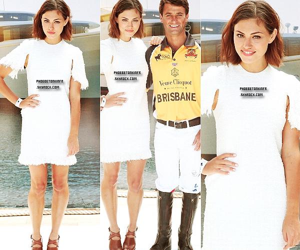"""••• Photoshoot de Phoebe •••Un tout nouveau Photoshoot de Phoebe pour """"Pierre Toussaint Magazine"""" vient d'être dévoilé !Personnellement, Phoebe est magnifique sur ce Photoshoot, je lui attribue un énorme TOP et vous ?"""