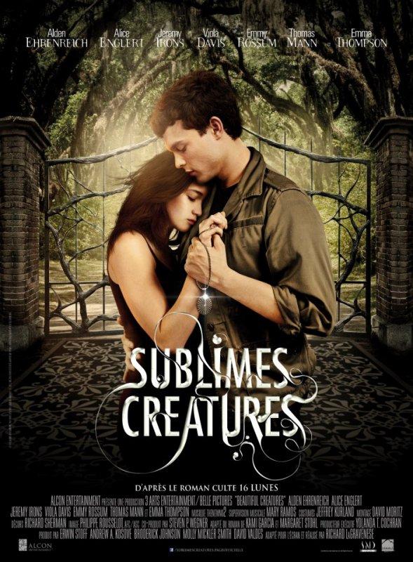 16 Lunes Le Livre Sublimes Creatures Le Film Mise Au