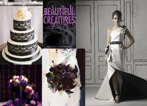 Votre mariage sur le thème de #BeautifulCreature