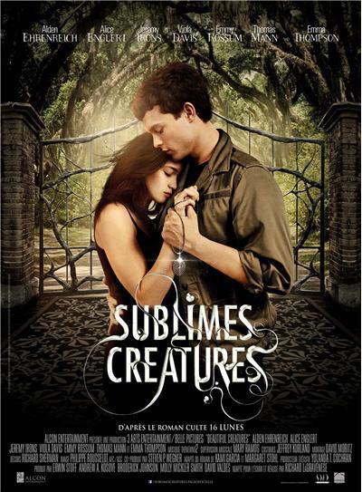 DVD & BLU-RAY #SublimesCréatures sortie le 3 Juillet 2013 !