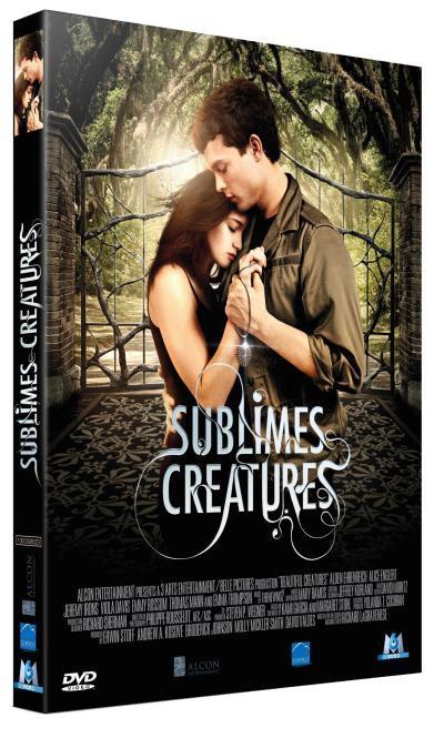Visuel Français du DVD et du Blu-Ray combo de #SublimesCréatures