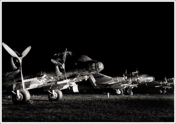Les bombardiers stratégiques: le Piaggio P.108 «Bombardiere»