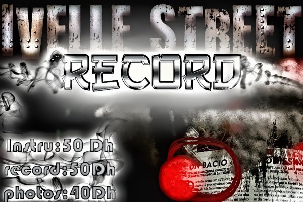 Ivelle Street REcord