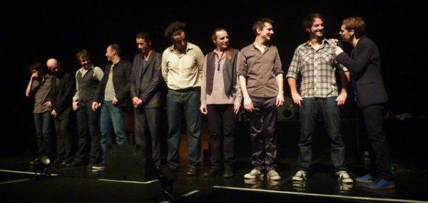 Bénabar en tournée 2012