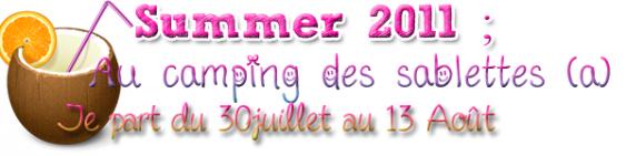 SUMMER ՁO11 ; AVEC LA FAMiLLE ♥