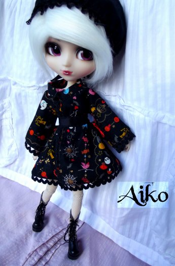 Aiko ma p'tite gothique a la cannelle